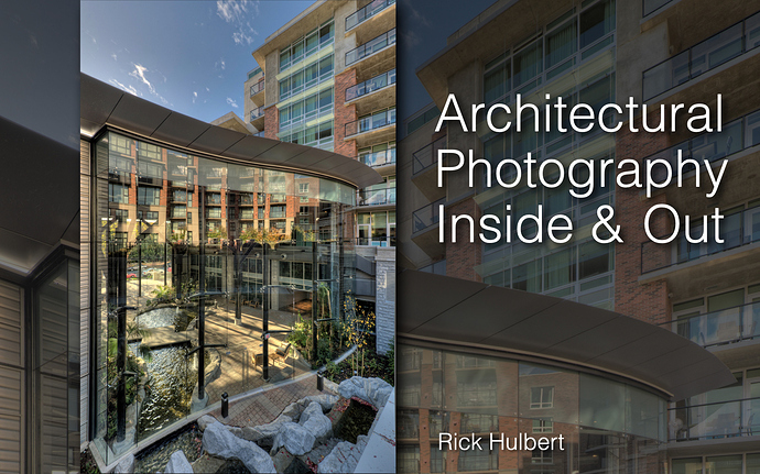 ARCHITECTURAL PHOTOGRAPHY INSIDE AND OUT
