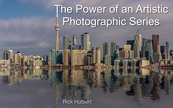 THE POWER OF AN ARTISTIC PHOTOGRAPHIC SERIES